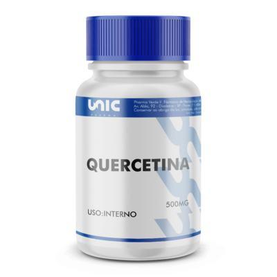 Imagem 2 do produto Quercetina 500mg - 120 Cápsulas