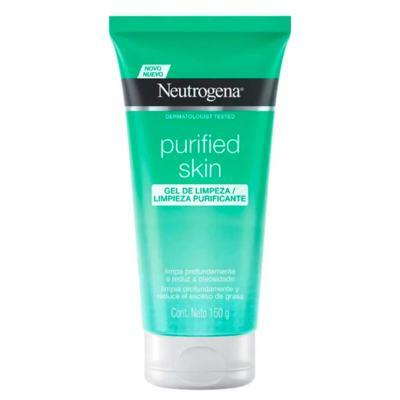Imagem 1 do produto Gel de Limpeza Facial Neutrogena Purified Skin 150g