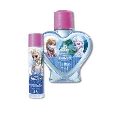 Estojo Frozen Elsa