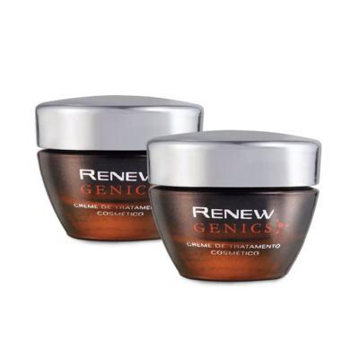 Imagem 1 do produto Kit Renew Genics Noite