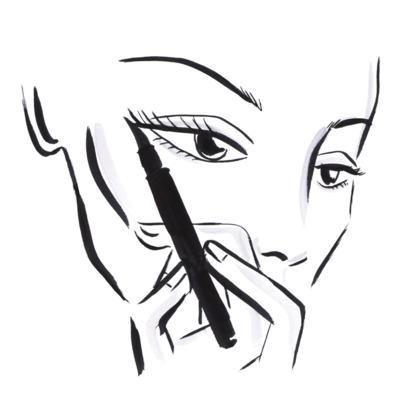 Imagem 5 do produto Delineador para Olhos Shiseido - ArchLiner Ink - 01 Shibui Black