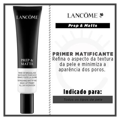 Imagem 2 do produto Primer Facial Lancôme - Prep & Matte - 25ml