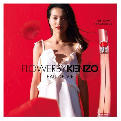 Imagem 4 do produto Flower by Kenzo Eau de Vie Kenzo Perfume Feminino - Eau de Parfum - 100ml