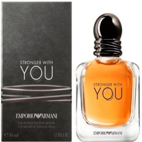 Stronger with You Giorgio Armani Perfume Masculino - Eau de Toilette - 50ml