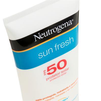 Imagem 10 do produto Protetor Solar Neutrogena Sun Fresh - Fps50 | 120ml