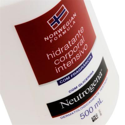 Imagem 9 do produto Norwegian Formula com Fragrância Neutrogena - Hidratante Corporal Intensivo - 500ml