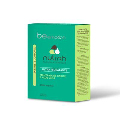 Sabonete Ultra Hidratante Corporal Nutrah Be Emotion