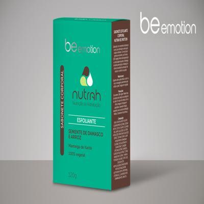 Imagem 2 do produto Sabonete Esfoliante Corporal Nutrah Be Emotion