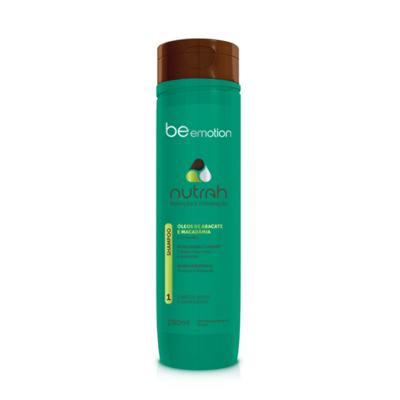 Imagem 1 do produto Shampoo Nutrah Be Emotion