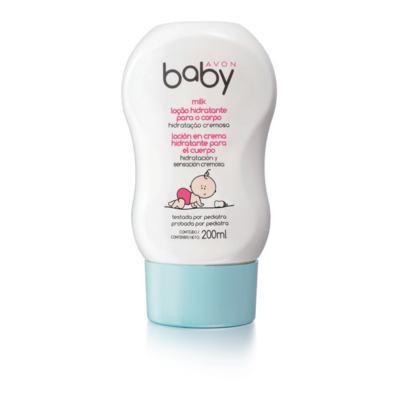Avon Baby Milk Loção Hidratante Corporal - 200ml