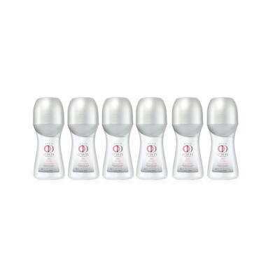 Imagem 1 do produto Kit Desodorante Roll-On On Duty Invisible 48h Feminino 50ml - 6 Unidades