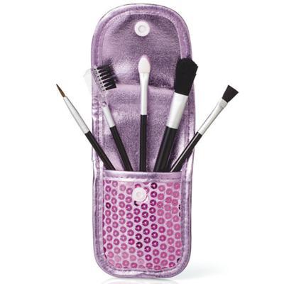 Imagem 1 do produto Conjunto Pincéis de Maquiagem Brilho