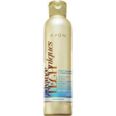 Imagem 1 do produto Advance Techniques Anti Caspa 2 em 1 Shampoo e Condicionador 200ml