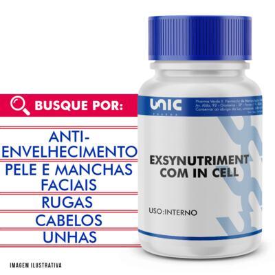 Imagem 1 do produto Exsynutriment com In cell com selo de autenticidade - 120 Cápsulas