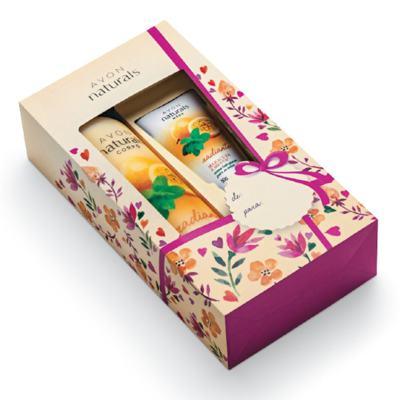 Imagem 1 do produto Caixa para Presente Avon Naturals