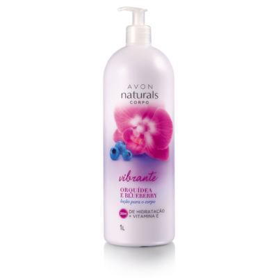Imagem 1 do produto Naturals Loção Corporal Orquidea e Blueberry - 1L