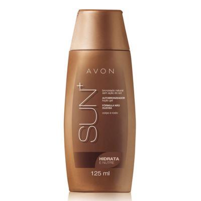 Imagem 1 do produto Autobronzeador Avon Sun+ 360 125 ml