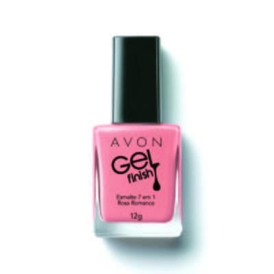 Imagem 1 do produto Esmalte em Gel 7 em 1 Avon Gel Finish 12g
