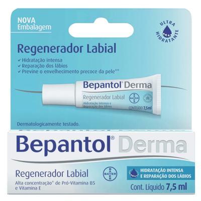 Imagem 7 do produto Regenerador Labial Bepantol Derma - 7,5ml
