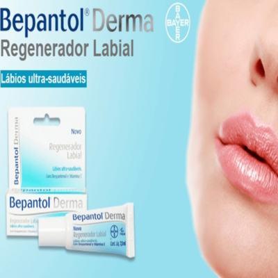 Imagem 8 do produto Regenerador Labial Bepantol Derma - 7,5ml