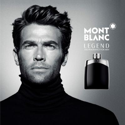 Imagem 4 do produto Legend Montblanc - Perfume Masculino - Eau de Toilette - 30ml