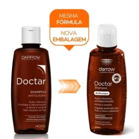 Shampoo Anticaspa Darrow - Doctar   140ml