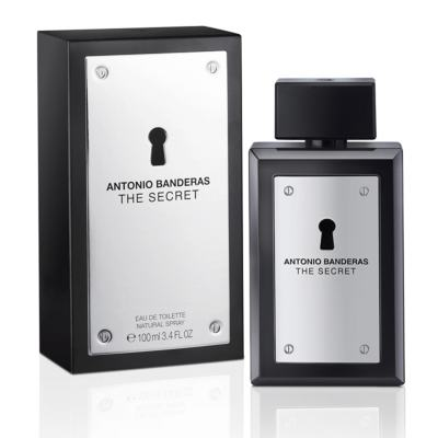 Imagem 12 do produto The Secret Antonio Banderas - Perfume Masculino - Eau de Toilette - 100ml