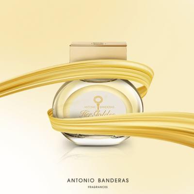 Imagem 8 do produto Her Golden Secret Antonio Banderas - Perfume Feminino - Eau de Toilette - 80ml