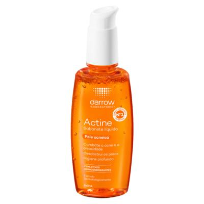 Sabonete Líquido Actine - Pele Acneica | 140ml