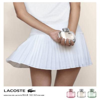 Imagem 3 do produto Perfume Lacoste L 12 12 Pour Elle Elegant Eau de Toilette Feminino