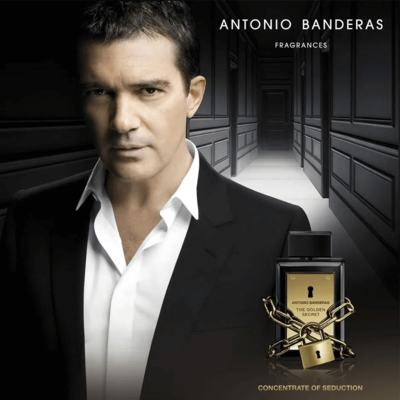 Imagem 8 do produto The Golden Secret Antonio Banderas - Perfume Masculino - Eau de Toilette - 30ml