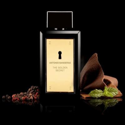 Imagem 9 do produto The Golden Secret Antonio Banderas - Perfume Masculino - Eau de Toilette - 30ml