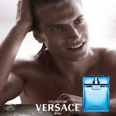 Imagem 3 do produto Perfume Versace Man Eau Fraiche Eau de Toilette Masculino