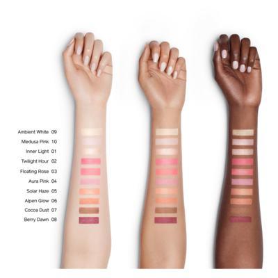 Imagem 4 do produto Blush Shiseido - InnerGlow Cheek Powder - 04 Aura Pink