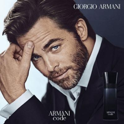 Imagem 4 do produto Armani Code Giorgio Armani - Perfume Masculino - Eau de Toilette - 50ml