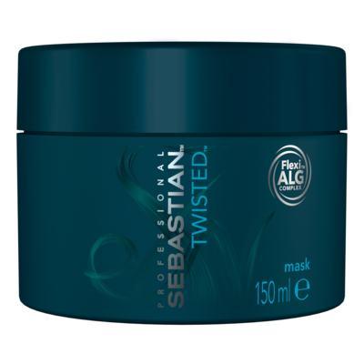 Imagem 1 do produto Máscara de Tratamento Curl Elastic Treatment - Sebastian Twisted - 150ml