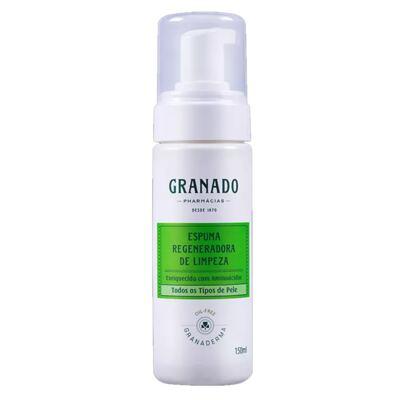 Imagem 1 do produto Espuma Regeneradora de Limpeza Granado -  Granaderma - 150ml