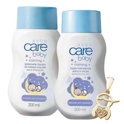 Imagem 1 do produto Presente Avon Care Baby Sempre Juntos Menino