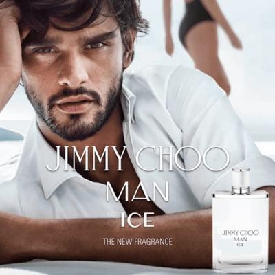 Imagem 4 do produto Jimmy Choo Man Ice - Perfume Masculino - Eau de Toilette - 50ml