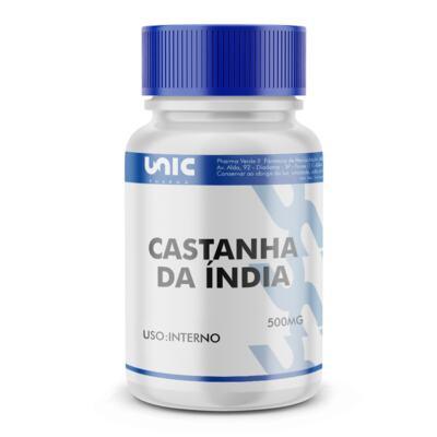 Imagem 2 do produto Castanha da índia 500mg - 120 Cápsulas