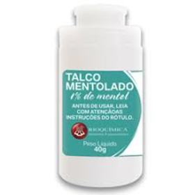 TALCO MENTOLADO 1% 40GR RIOQUIMICA