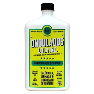 Imagem 2 do produto Kit Ondulados Lola Cosmetics - Shampoo + Condicionador - Kit