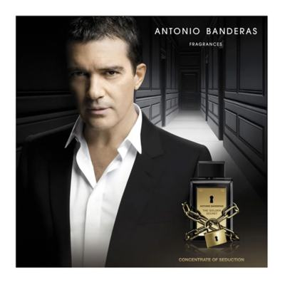 Imagem 4 do produto The Golden Secret Antonio Banderas - Perfume Masculino - Eau de Toilette - 100ml