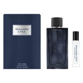 Abercrombie & Fitch Instinct Men Blue Kit - Eau de Toilette + Travel Size - Kit