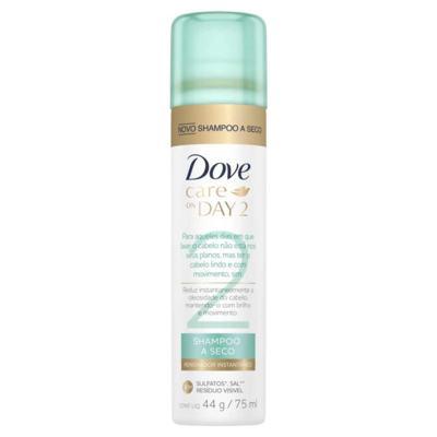 Shampoo Dove Care A Seco On Day 2 - Renovador Instantâneo   75ml