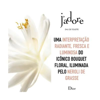 Imagem 3 do produto J'adore Eau de Toilette Dior - Perfume Feminino - 100ml