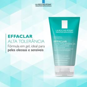 La Roche-Posay Effaclar Gel de Limpeza - Effaclar Alta Tolerância | 150g