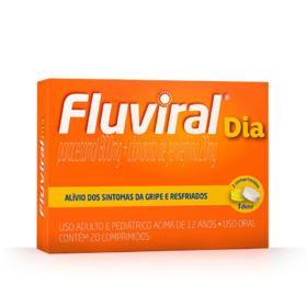 Fluviral - Dia | 20 comprimidos