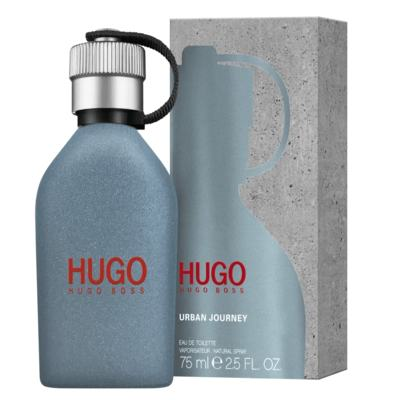 Imagem 5 do produto Hugo Urban Journey Hugo Boss Perfume Masculino - Eau de Toilette - 75ml