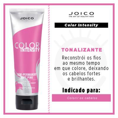 Imagem 4 do produto Coloração Joico Vero K-Pak Color Intensity - Soft Pink